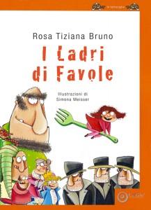 Prima di copertina - I ladri di Favole