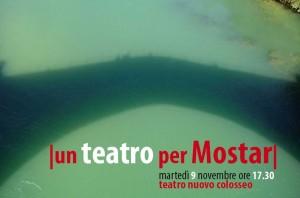 Un teatro x Mostar immagine  2