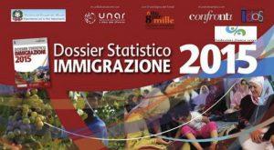 """Presentazione-""""Dossier-Statistico-Immigrazione-2015"""""""